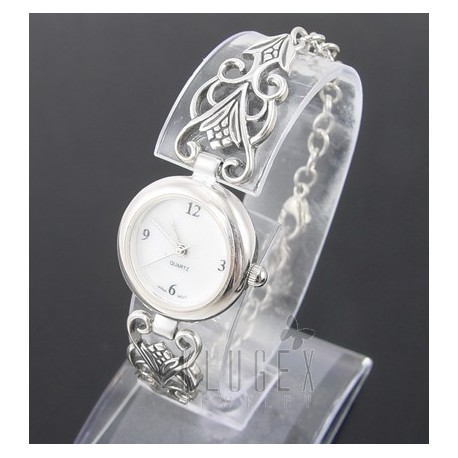 Ladies Sterling Silver Watch