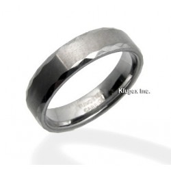 Tungsten Carbide Band Ring Size 7.5