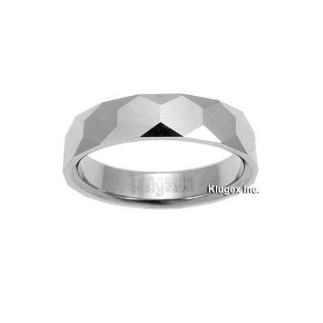 Tungsten Band Ring Size 9