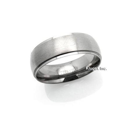 Titanium Ring Size 9