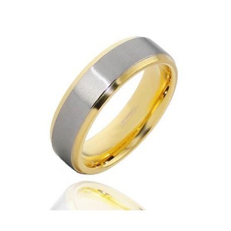 Titanium Wedding Band Ring Size 9
