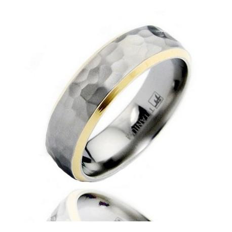 Titanium Wedding Band Ring Size 11