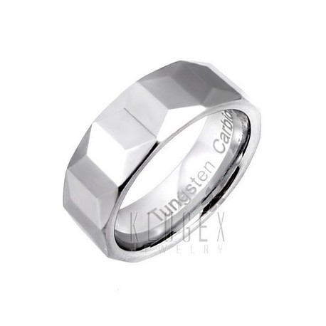 Tungsten Carbide Band Ring Size 11