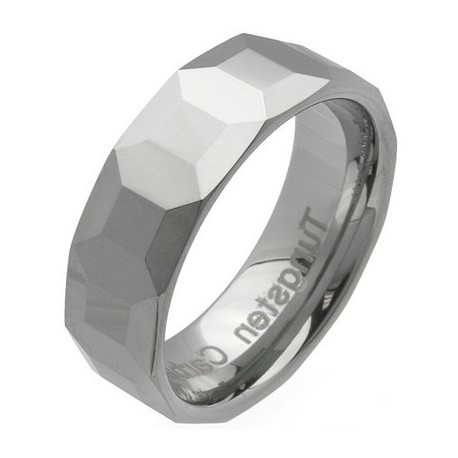 Tungsten Carbide Band Ring Size 9
