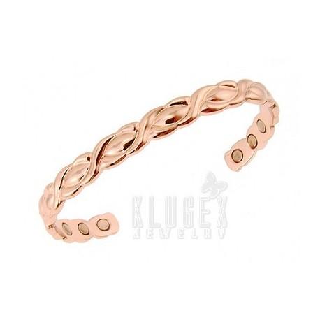 Magnetic Copper Cuff Bracelet