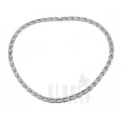 Magnetic Stainless Steel Necklace