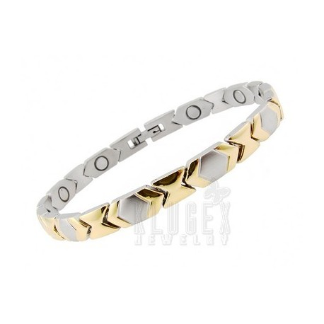 Stainless Steel Magnetic Bracelet