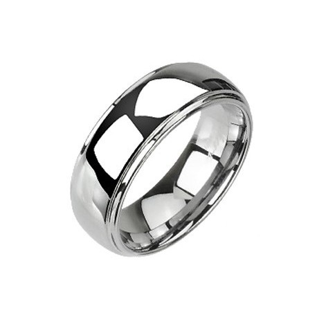 Tungsten Band Ring Size 5