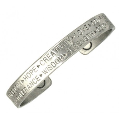 Sergio Lub Magnetic Copper Cuff Bracelet