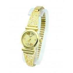 Black Hills Gold Tone Watch