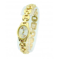 Black Hills Gold Tone Watch