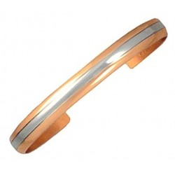 Sergio Lub Copper Cuff Bracelet - Two Worlds