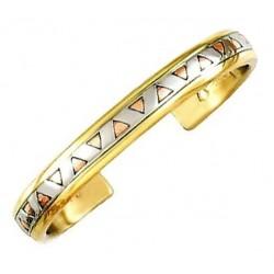 Sergio Lub Cuff Bracelet - Diamond Back