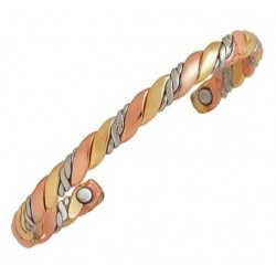 Sergio Lub Magnetic Cuff Bracelet - Sherpas Rope