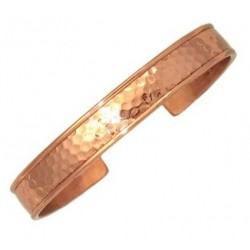 Sergio Lub Copper Cuff Bracelet - Copper Flight