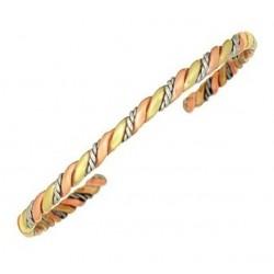 Sergio Lub Cuff Bracelet - Nepalese Cord