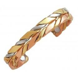 Sergio Lub Magnetic Cuff Bracelet - Magnetic Horseman