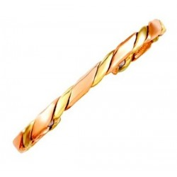 Sergio Lub Magnetic Copper Cuff Bracelet - Magnetic Copper Ivy