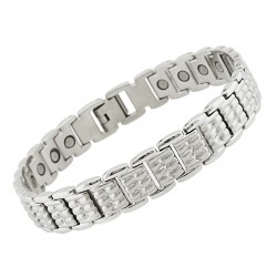 GRH-2223 Magnetic Stainless Steel Bracelet