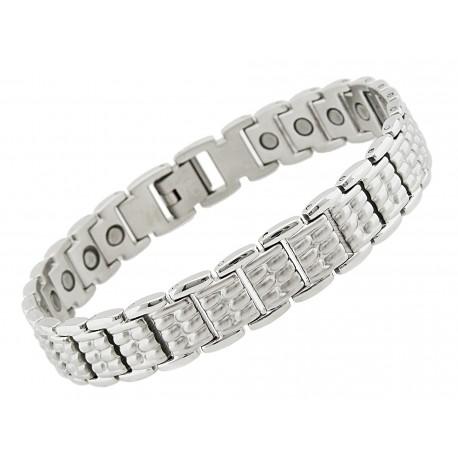 GRH-2223 Magnetic Stainless Steel Bracelet