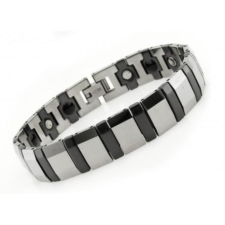 GGR-202 Magnetic Tungsten Bracelet