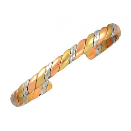 Sergio Lub Cuff Bracelet - Sherpas Rope