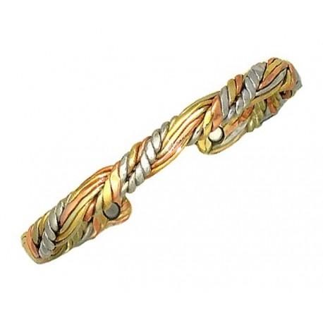 Sergio Lub Magnetic Cuff Bracelet - Magnetic Sumerian Queen