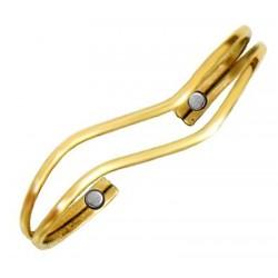 Sergio Lub Magnetic Cuff Bracelet – Summer Wave