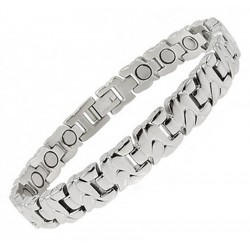 Stainless Steel Magnetic Bracelet