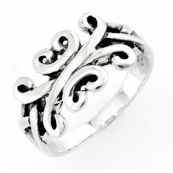 Sterling Silver Celtic Ring
