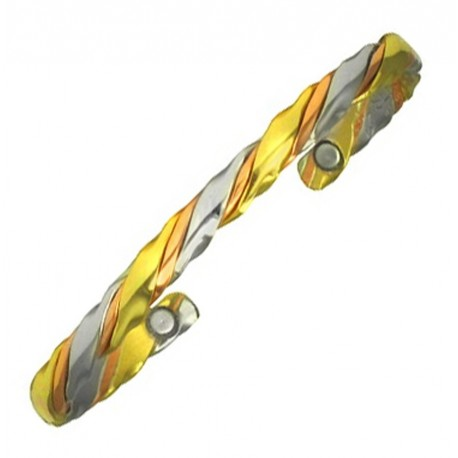 Sergio Lub Magnetic Cuff Bracelet – Magnetic Sacred Path