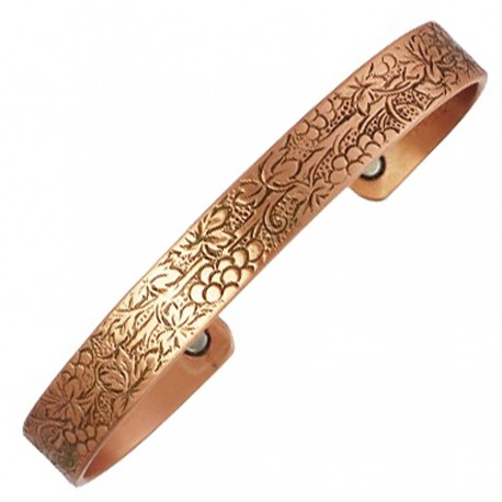 Sergio Lub Magnetic Cuff Bracelet – Magnetic Vineyard