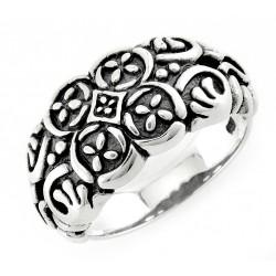 Bali Sterling Silver Ring