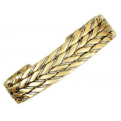 Sergio Lub Magnetic Bracelet – Shaman`s Feather