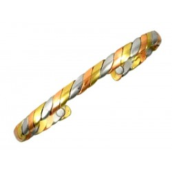 Sergio Lub Magnetic Bracelet – Sailor`s Rope