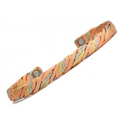 Sergio Lub Magnetic Bracelet – Sweatlodge Brushed