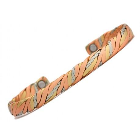 Sergio Lub Magnetic Bracelet – Sweatlodge Brushed