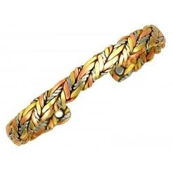Sergio Lub Magnetic Bracelet – Quilt Brushed