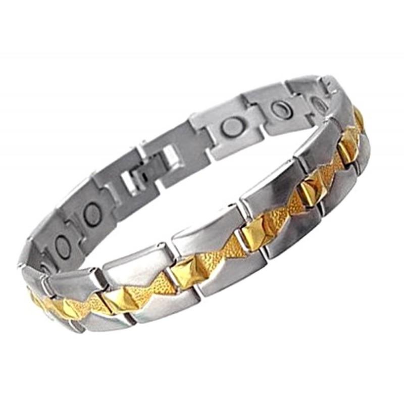 Magnetic Stainless Steel Bracelet Jewelry Farm