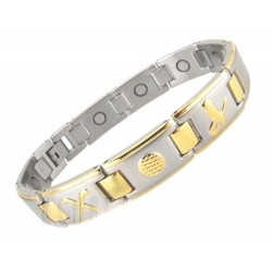 Magnetic Stainless Steel Bracelet - Golf
