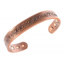 Magnetic Solid Copper Bracelet